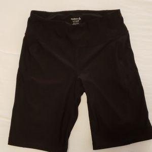 Reebok biker shorts